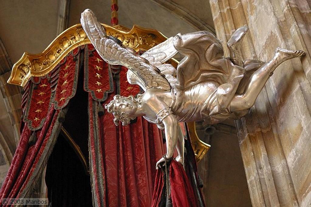 Praga Tumba de San Juan Nepomuceno Praga