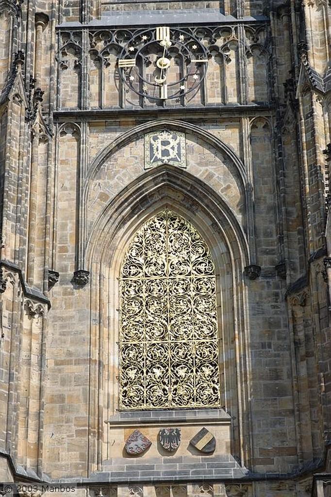 Praga Mosaico del Juicio Final Praga