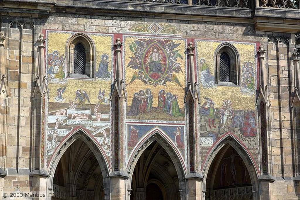 Praga Estufa de la Cancillería Bohemia Praga