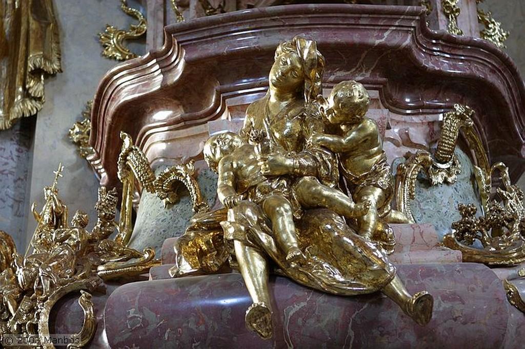 Praga Púlpito Praga