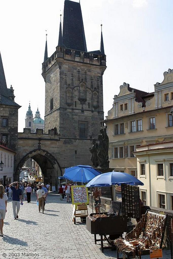 Praga Calle Na Kampe (Kampa) Praga