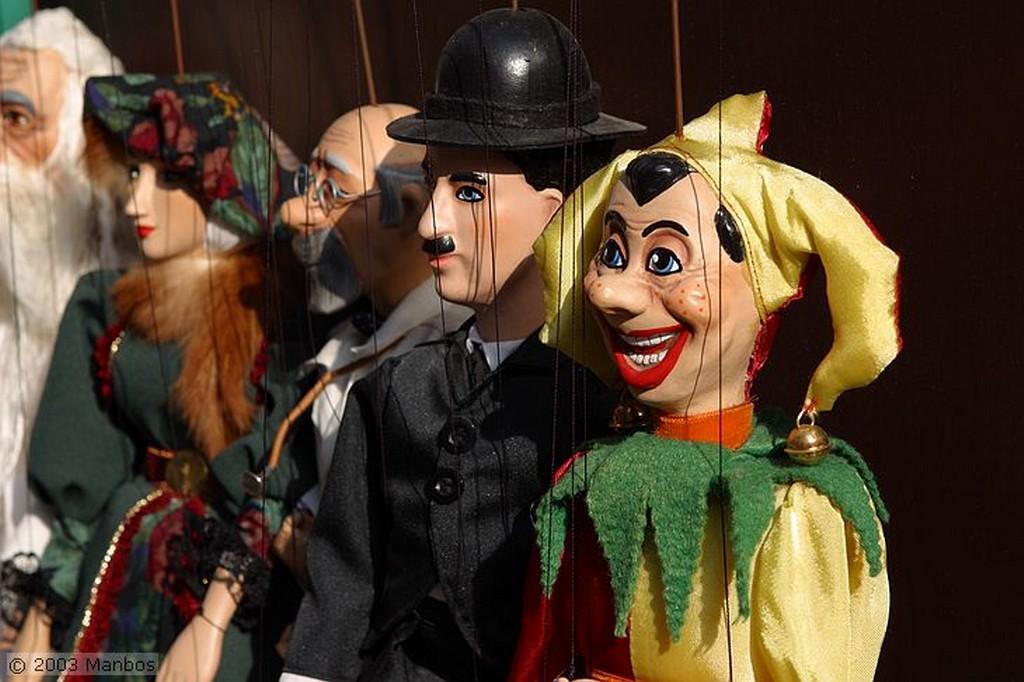 Praga Marionetas Praga