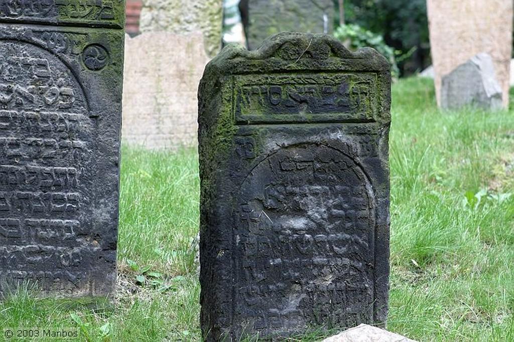 Praga El primer enterrado Praga