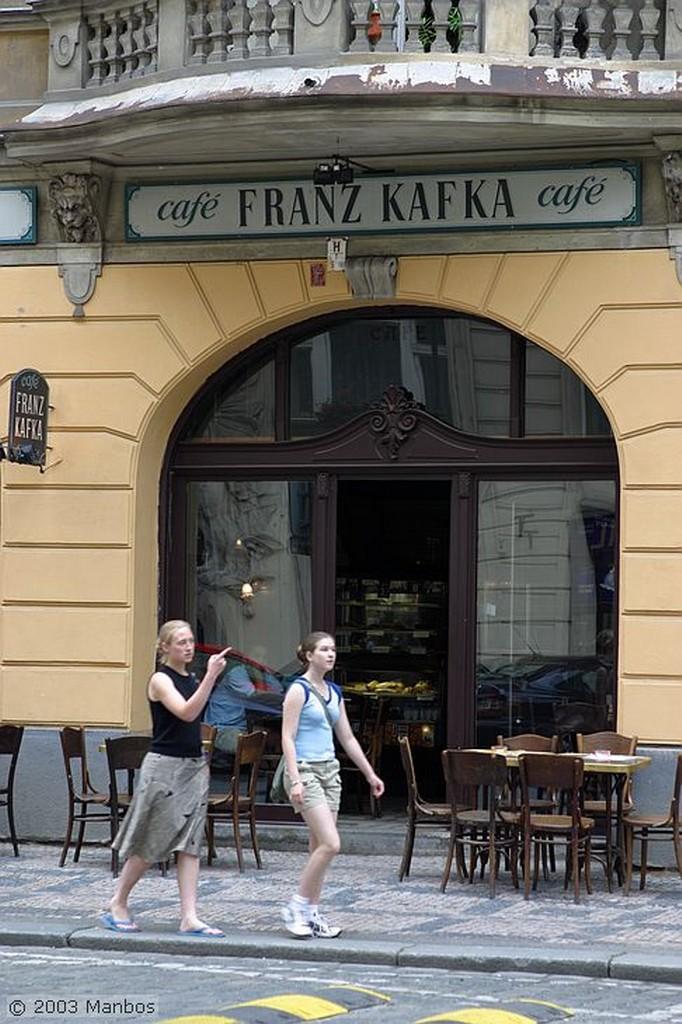Praga Sinagoga española Praga
