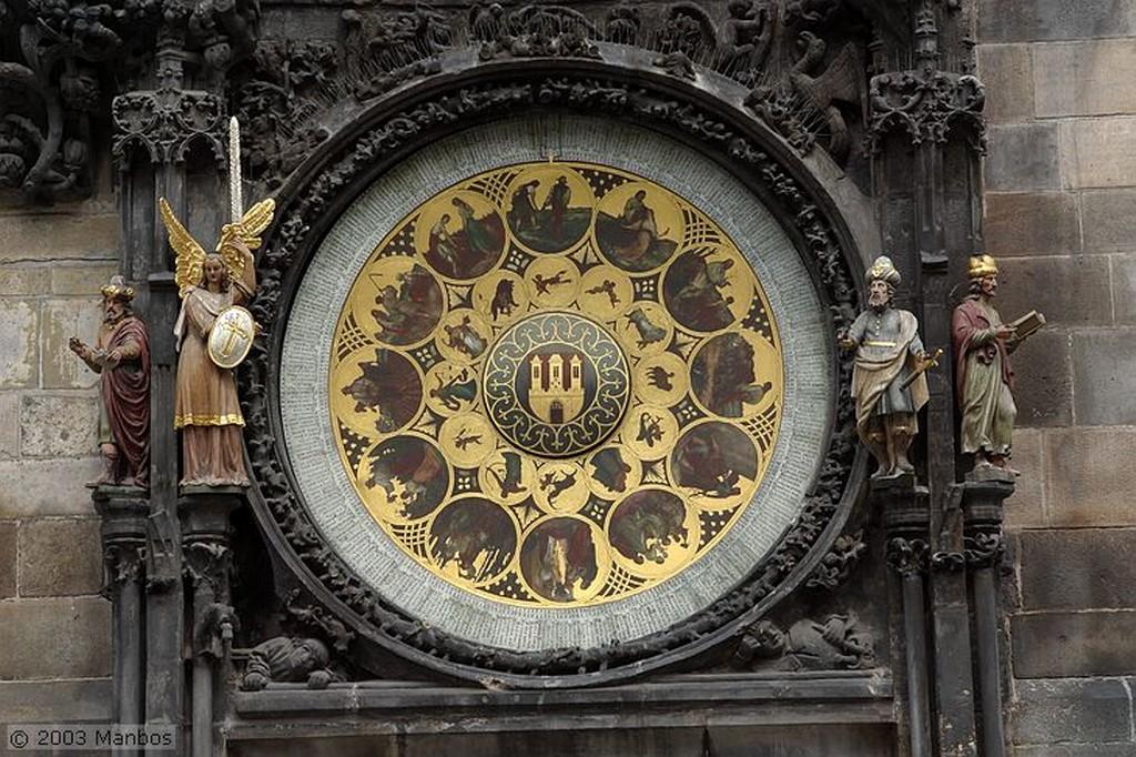 Praga Ayuntamiento Praga