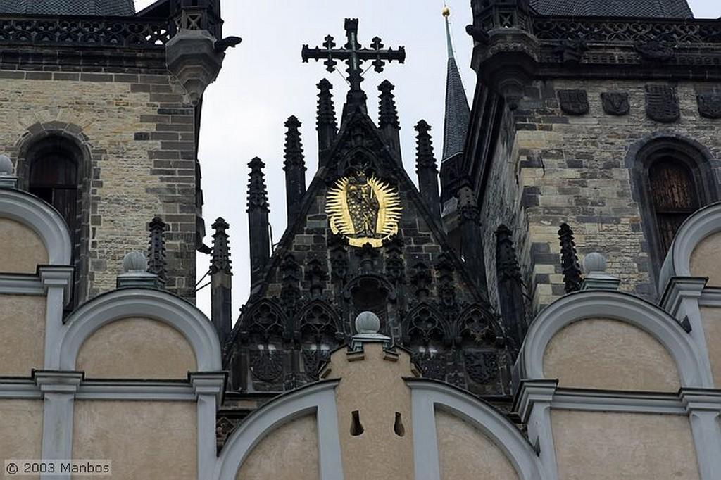 Praga San Wenceslao Praga