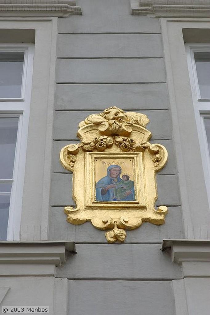 Praga San Antonio Praga