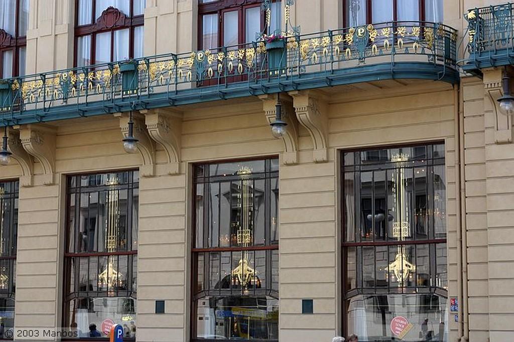 Praga Namesti Republiky Praga