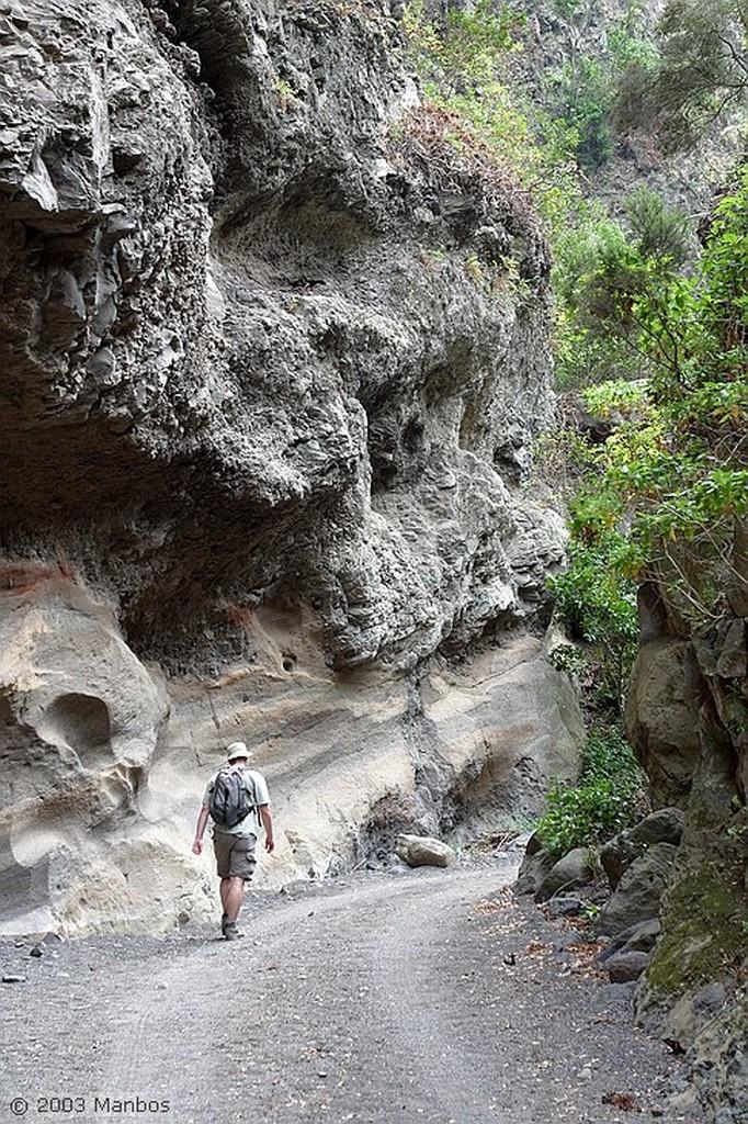Tenerife Luces y sombras del barranco Canarias