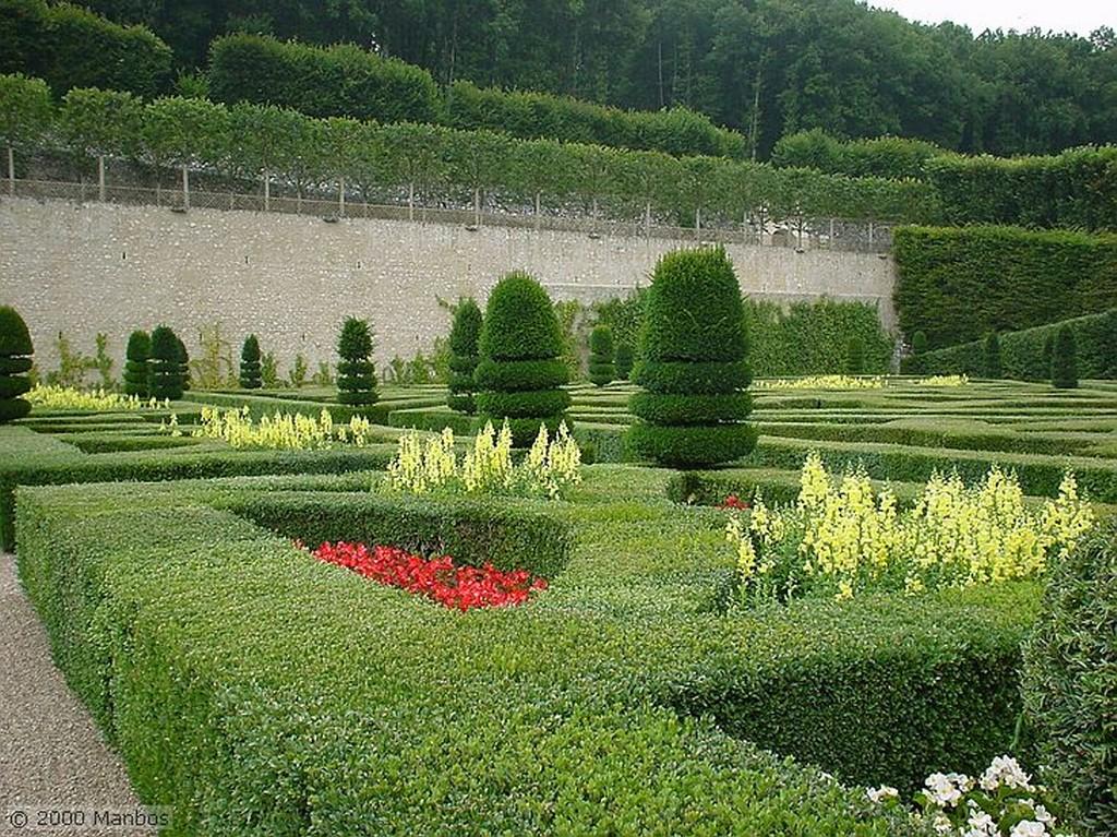 Valle del Loira Castillo de Villandry Pays de la Loira