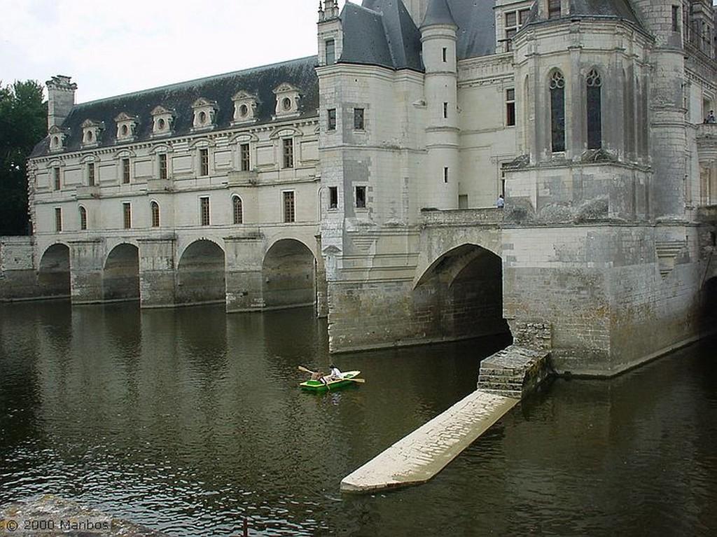 Valle del Loira Castillo de Chenonceau Pays de la Loira
