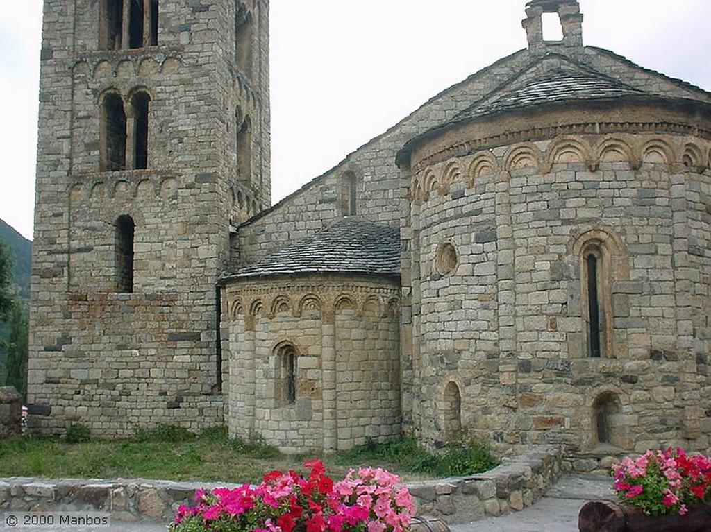 Boi-Taüll Iglesia de Sant Climent de Taüll Lleida