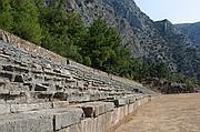 Delphi Oracle, Delfos, Grecia