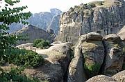 Meteora, Monasterios de Meteora, Grecia