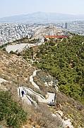 Licabetos, Atenas, Grecia