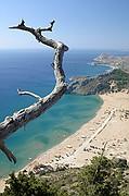 Tsambica, Isla de Rodas, Grecia
