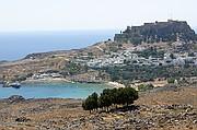 Lindos, Isla de Rodas, Grecia