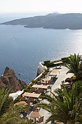Fira, Santorini, Grecia