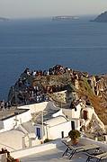 Oia, Santorini, Grecia
