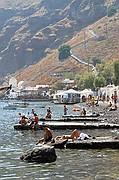 Thirassia, Santorini, Grecia