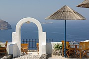 Caldera View, Santorini, Grecia