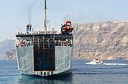 Foto de Santorini, Athinios, Grecia - Puerto de Athinios