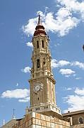Catedral Seo de Zaragoza, Zaragoza, España