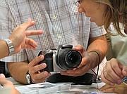 Camara Canon PowerShot G5 Probando la EOS D300 Fin de Semana en Barcelona BARCELONA Foto: 2349