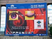 Sonimag Foto 2003, Barcelona, España