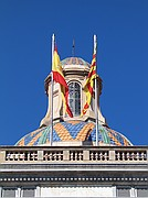 Camara Canon PowerShot G5 Palau de la Generalitat Fin de Semana en Barcelona BARCELONA Foto: 2387
