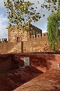 Castillo de Silves, Silves, Portugal