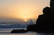 Playa Tres Irmaos, Portimao, Portugal