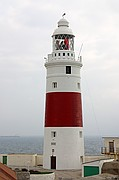 Punta Europa, Gibraltar, Reino Unido