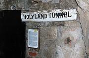 Los tuneles del gran asedio, Gibraltar, Reino Unido