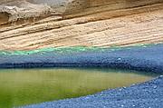 Laguna Verde, Lanzarote, España