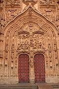 Foto de Salamanca, Catedral Nueva, España - Fachada principal de la Catedral