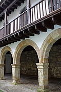 Convento de las Dueñas, Salamanca, España