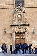 Colegio de Anaya, Salamanca, España