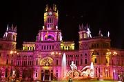 La Cibeles, Madrid, España