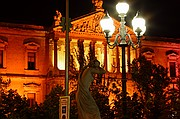 Biblioteca Nacional, Madrid, España