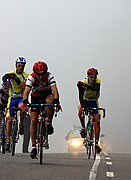 Clásica internacional cicloturística, Lagos de Covadonga, España