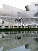 Camara Canon PowerShot G5 La Araña del Guggenheim Museo Guggenheim BILBAO Foto: 4148