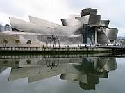 Camara Canon PowerShot G5 Simetría del Guggenheim Museo Guggenheim BILBAO Foto: 4149