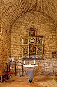 El Cardener, Ermita Santa María del Grau, España