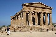 Agrigento, Valle de los Templos, Italia