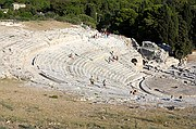 Teatro Griego, Siracusa, Italia