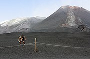 Volcán Etna, Volcán Etna, Italia