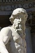 Foto de Roma, Fontana di Trevi, Italia - Fontana di Trevi - Neptuno