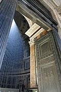 Foto de Roma, Pantheon, Italia - Puertas de El Panteon