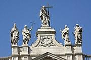 San Juan de Letran, Roma, Italia